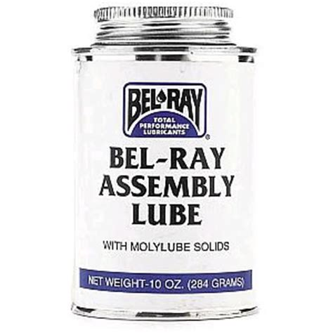 Belray Assembly Lube 10 Oz 99030 bel assembly lube crfs only your source for honda crf performance parts products