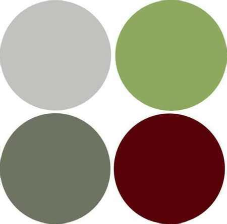 red green color combination modern interior design 9 decor and paint color schemes