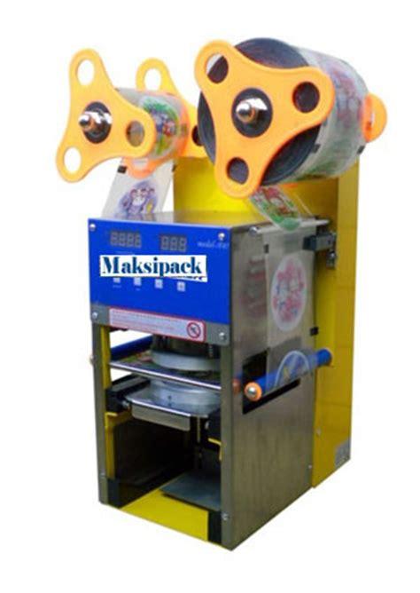 Harga Sealer Plastik Otomatis by Mesin Cup Sealer Semi Otomatis Terbaru Harga Murah Toko