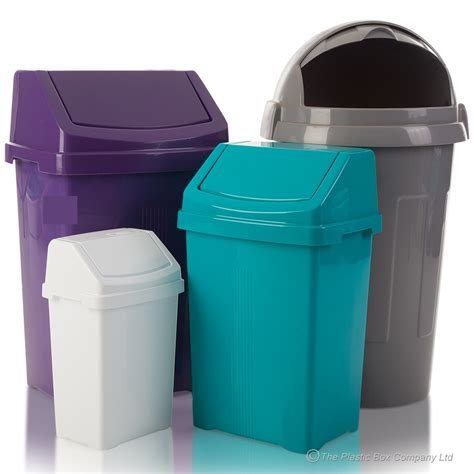 kitchen swing bins buy 15lt plastic swing bin swing bin