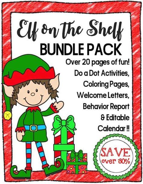 printable elf on the shelf bad behavior letter elf on the shelf ideas for family fun
