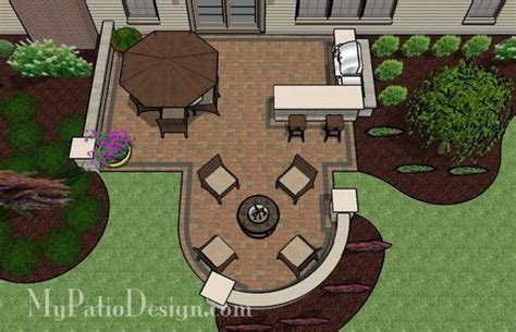 Concrete Patio Designs Layouts by Concrete Patio Designs Layouts