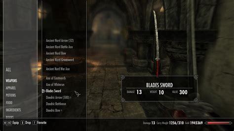 Blade Bound 1 retextured blades sword at skyrim nexus mods and community