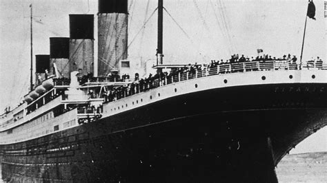 titanic boat real did a coal fire sink the titanic cnn