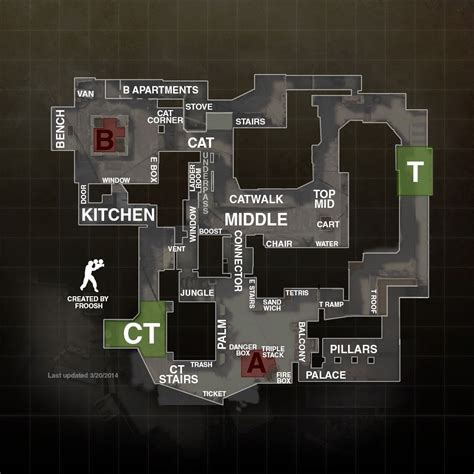 csgo maps cs go map callouts all competitive maps spindle gaming