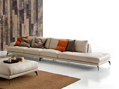 Ditre Italia Furniture by Foster Leather Sectional Sofa By Ditre Italia Design