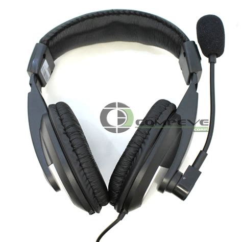 Headphone Hp Hp Synchrotech The Ear Stereo Headphones W