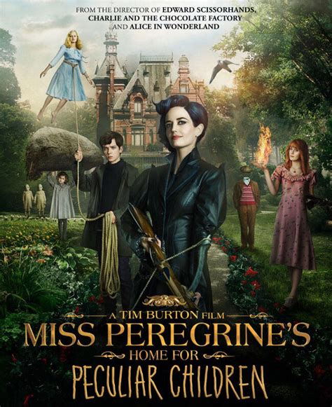 infestation fantastic 2016 miss peregrine s home