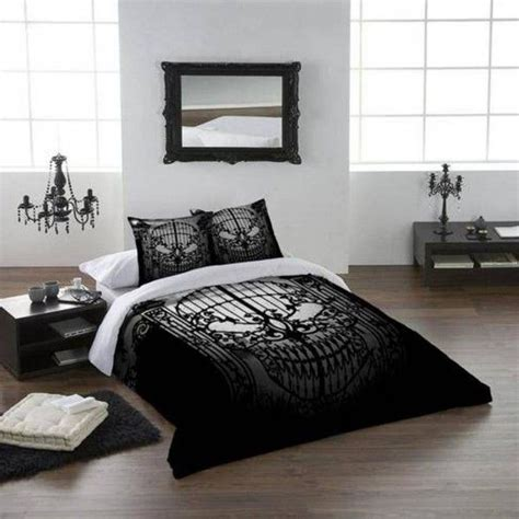 gothic bedroom ideas thirteen gothic bedrooms home design and interior