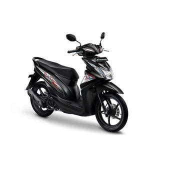 motor honda beat hard rock black harga honda all new beat esp cbs iss hard rock black