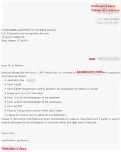 cover letter visa application cover letter k1 visa experience resumes