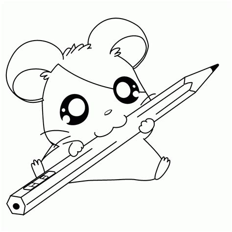 cute baby animal coloring pages coloring page for kids
