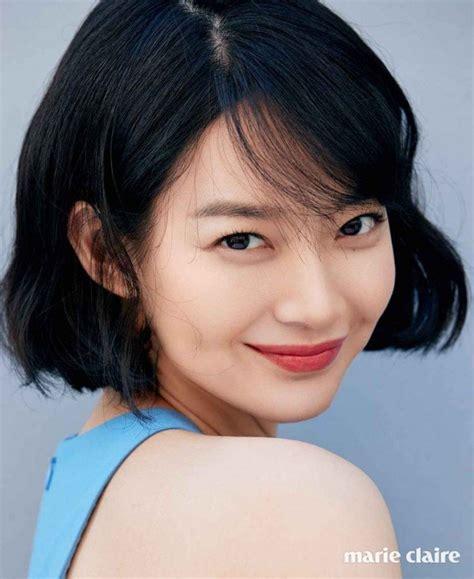 shin min ah captivates viewers   flawless beauty