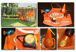 Construction Themed Birthday Favors by What A Ride Jadon S Construction Themed 3rd Birthday