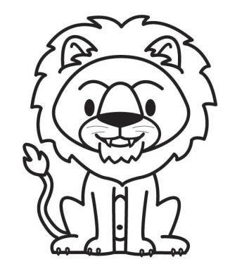 imagenes de animales del zoologico para preescolar dibujos para colorear animales del zool 243 gico dibujos