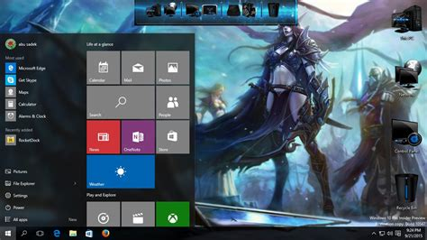 theme windows 10 pack world of warcraft transformation pack for windows 7 8