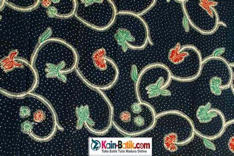 corak batik flora pictures to pin on