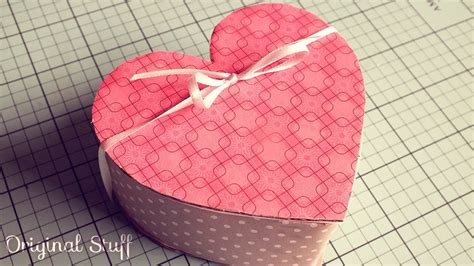 cajita en forma de corazn cajita con coraz 243 n para caja de regalo coraz 243 n san valentin original stuff