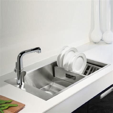 kohler geog 1 0 bowl stainless steel kitchen sink 3746t