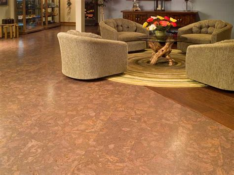Cork Flooring For Basement Basement Floor Design Durodesign