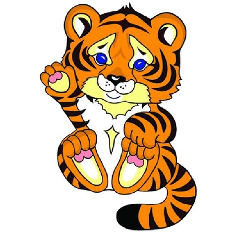baby tiger with big tiger with images tiger clip arts clipart collection