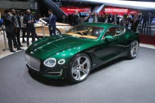 new car bentley new bentley exp 10 speed 6 concept previews two seat