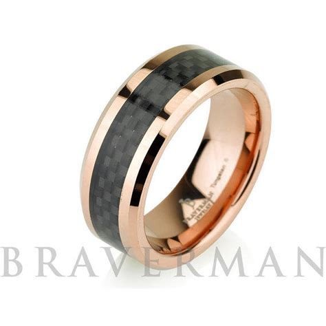 Wedding Bands Wiki by Mens Black On Black Wedding Bands Hairstylegalleries
