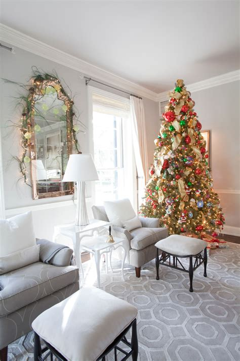 how to decorate your living room for christmas 15 best christmas tree decoration ideas
