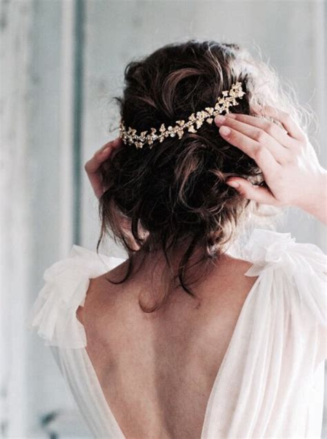 Hairstyles For Open Back Dresses by Hair Accessory Hairstyles Open Back Open Back