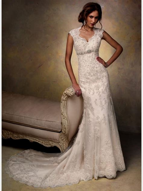 Vintage Wedding Dresses by Vintage Lace Sheath Wedding Dress Naf Dresses