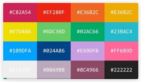 colores hexadecimales c 243 mo interpretar los c 243 digos hexadecimales de color