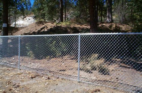 How Much Does It Cost To Replace Galvanized Plumbing by Cost Of 4ft Chain Link Fence Installed Fences