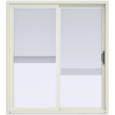 Jeld Wen 72 In X 80 In V 4500 French Vanilla Prehung Blinds For Closet Doors