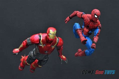 Iron Marvel Legends Hasbro Ironman Marvel Legend come see toys marvel legends series homecoming spider