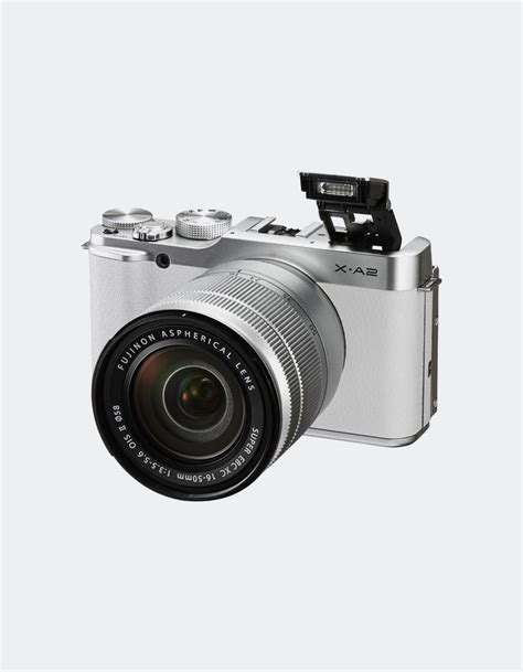 Classic Mirrorless Fujifilm Xa2 Single Kit 16 50mm fujifilm xa2 mirrorless hiway electronic gadgets store