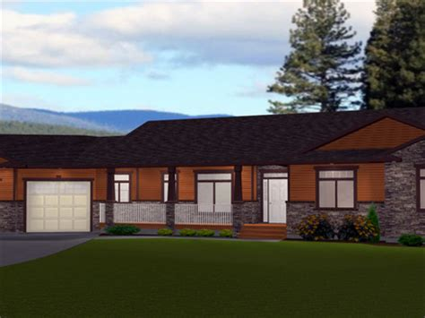 ranch style house plans with basements ranch style house plans with basement ranch style house