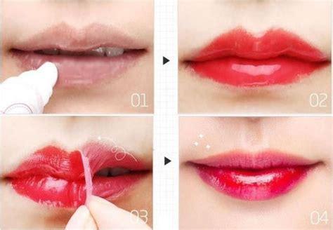 lip tint vs lip tattoo корейская косметика тинты для губ фото