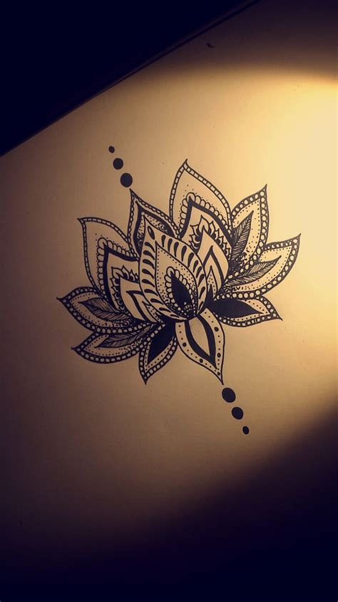 lotus mandala tattoo meaning best 25 lotus mandala ideas on lotus