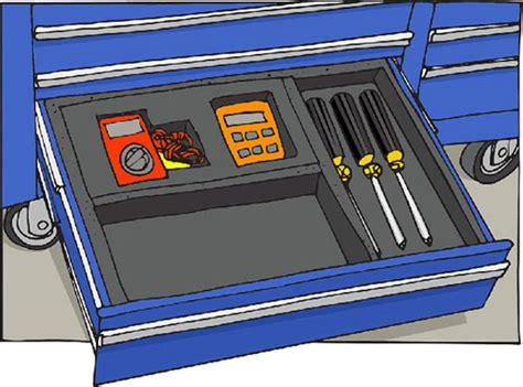 Foam For Tool Boxes Drawers by Tool Foam Organizer 19 Tips Hacks For Your Tool Box