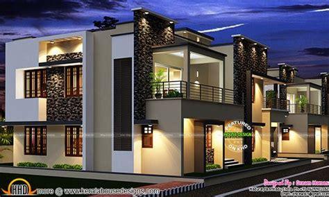 villa home plans november 2015 kerala home design and floor plans