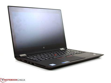 Lenovo Thinkpad 260 1id test lenovo thinkpad 260 20fd001xge convertible notebookcheck tests