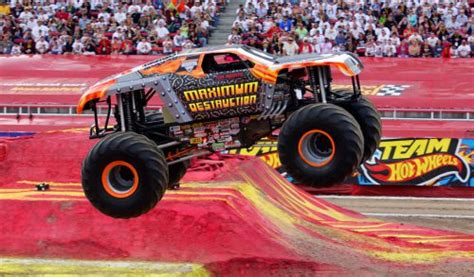 monster truck jam los angeles extraordinary events to attend in the u s this year