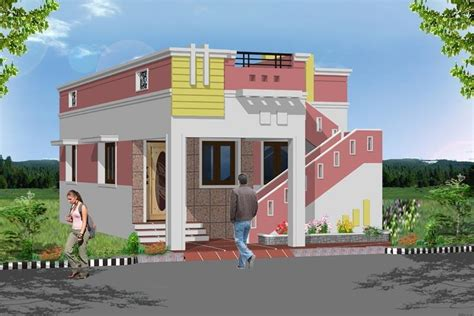 Tamilnadu Home Kitchen Design by 1bhk Model Home Plan In Tamil Nadu Joy Studio Design
