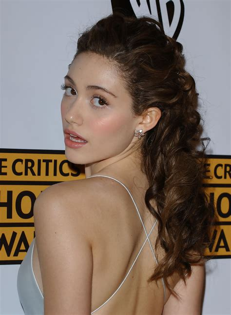 emmy rossum updo emmy rossum half up half down emmy rossum updos lookbook