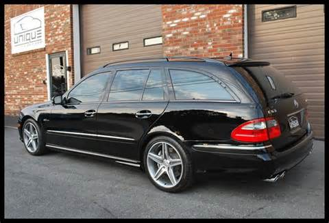 2007 mercedes e63 amg wagon for sale 10 300