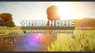 Minecraft Channel Template by Minecraft Channel Template Quotes