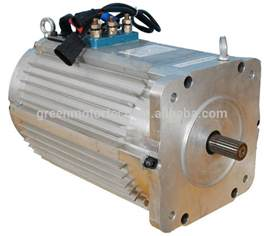 Electric Car Ac Induction Motor 10kw Brushless Motor For Electric Car 96v With Speed