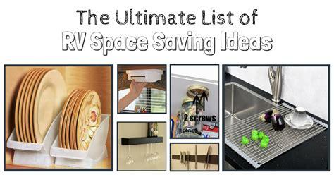 Galerry 100 rv space saving ideas for ultimate rv organization