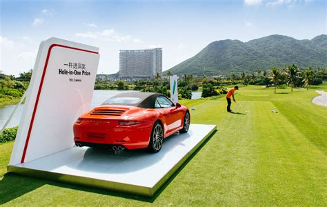 Porsche Cup Golf by Archive 2015 The 5th Porsche Golf Cup China Wraps