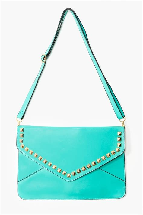 7 Excellent Envelope Clutches by Studded Envelope Clutch In Mint Gt I Ve Got The